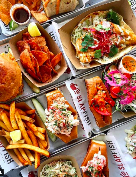Founder of Slapfish, a FoodTruck Turned Fast Casual Shares Success Stories and Some of his Past Mistakes