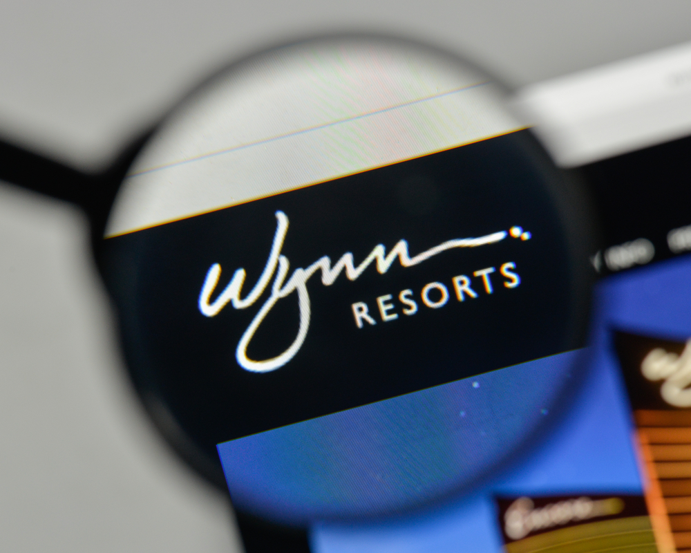 Wynn Resorts website