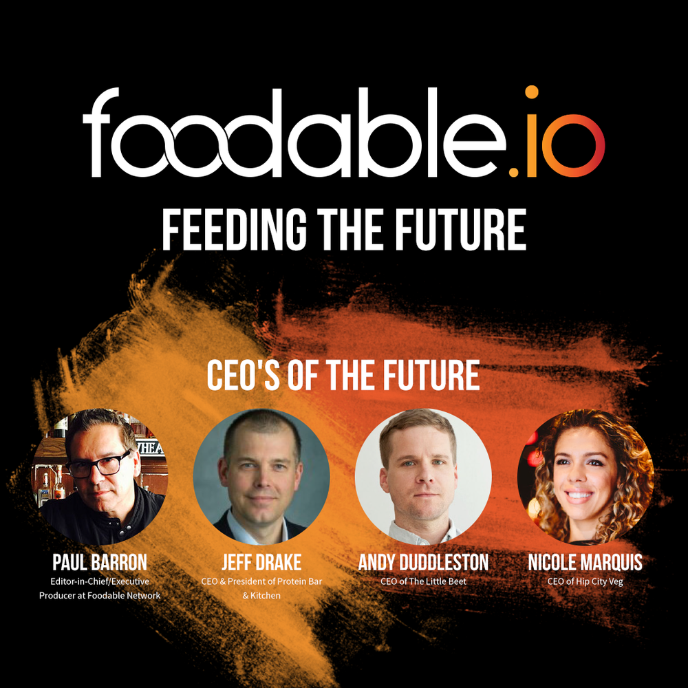 Foodable.io CEOS of the future ioTalk