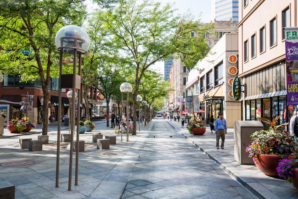 Denver 16 street