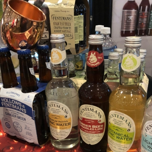 Fentimans botanical brewing AT THE 2018 SUMMER FANCY FOOD SHOW |  FOODABLE NETWORK