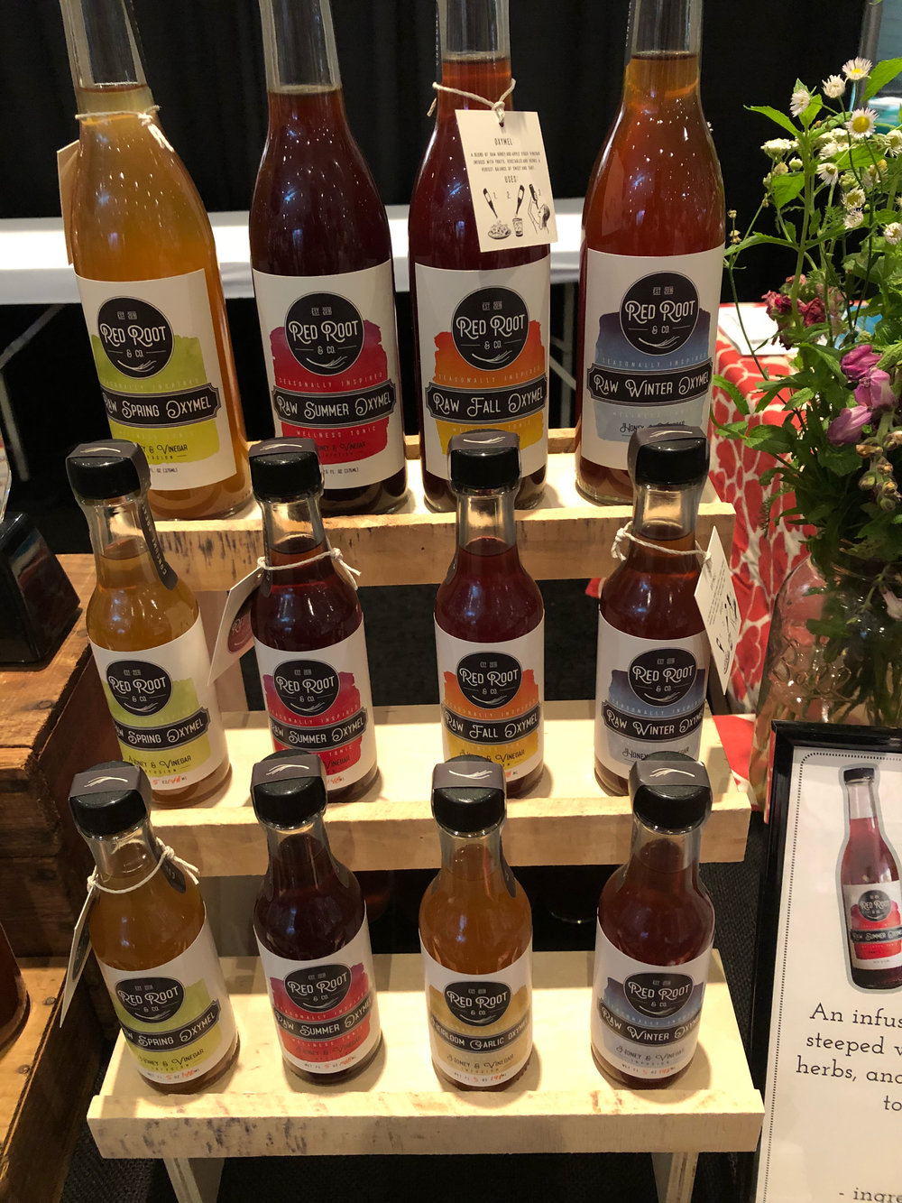 Red Root & Co products at the 2018 Summer Fancy Food Show |  Foodable Network