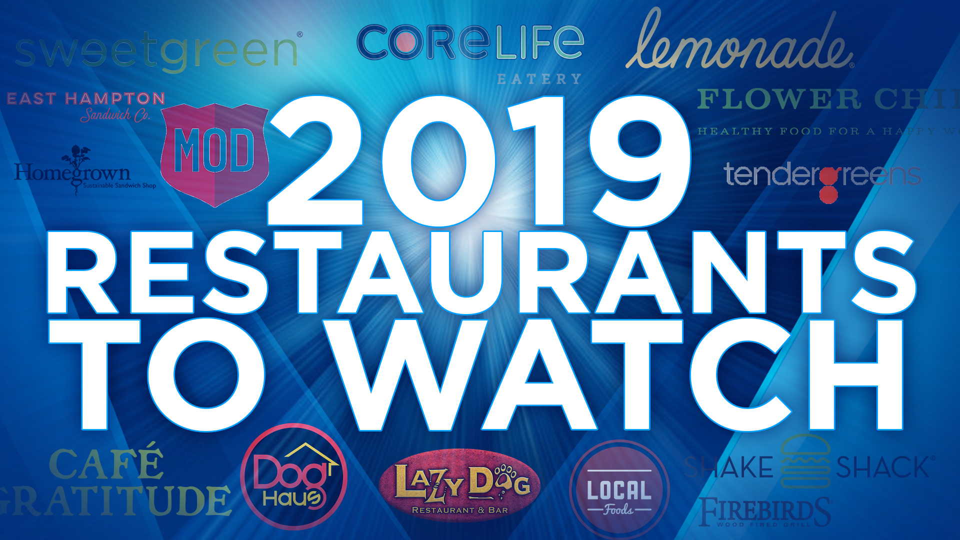 15 Restaurant Brands to Watch in 2019 — Foodable Network