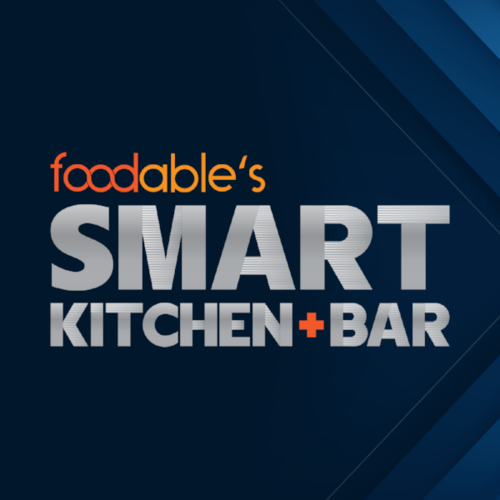 Fodable's Smart Kitchen + Bar Show logo