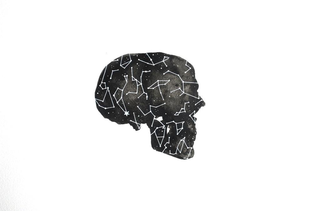 Untitled (constellations) Skull.JPG