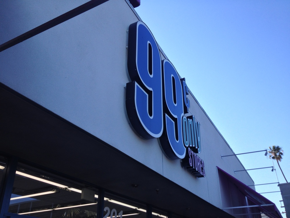 99-cent store, Venice, California