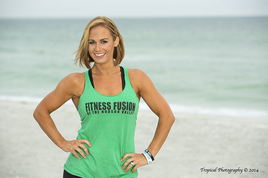 Liz Cort, owner, Fitness Fusion and creator of TeamFitMom.com