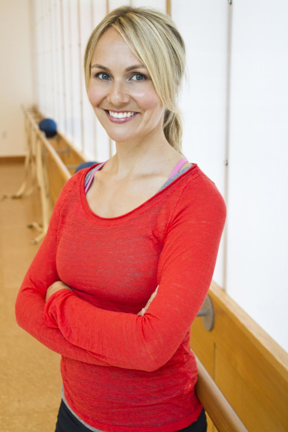 Sadie Lincoln, founder of barre3