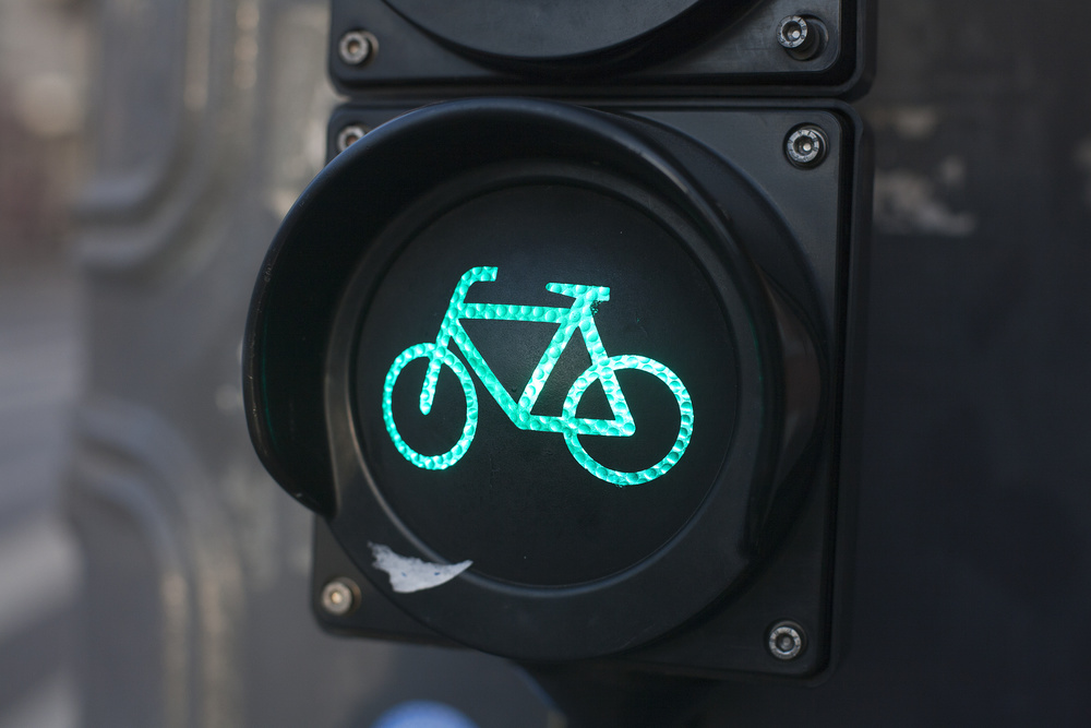 Will you take to two pedals to get to work this week?