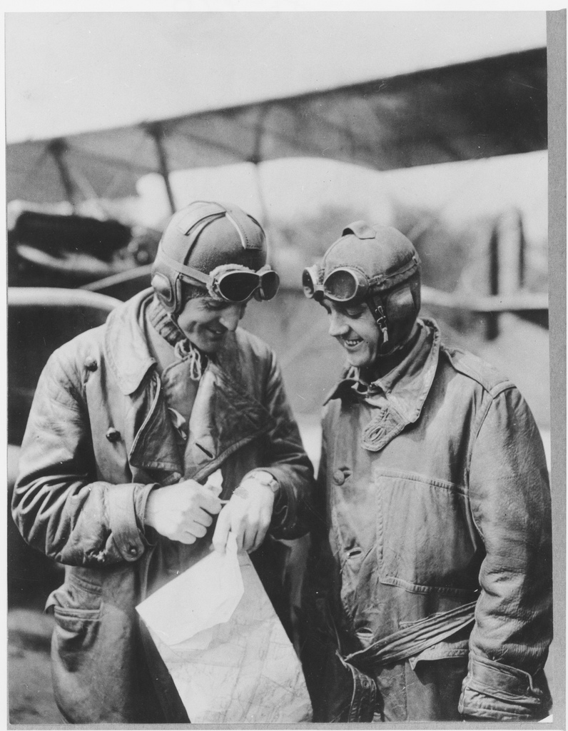 Army Air Corps pilots Major Reuben Fleet and Lt. George Boyle.jpg