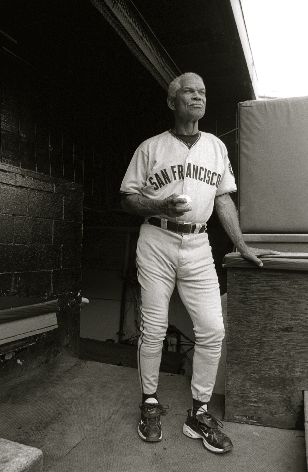 Felipe Alou, San Francisco Giants