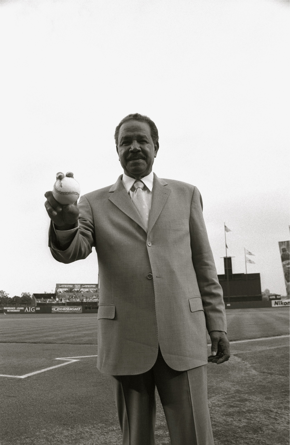 Baseball Hall of Famer, Juan Marichal