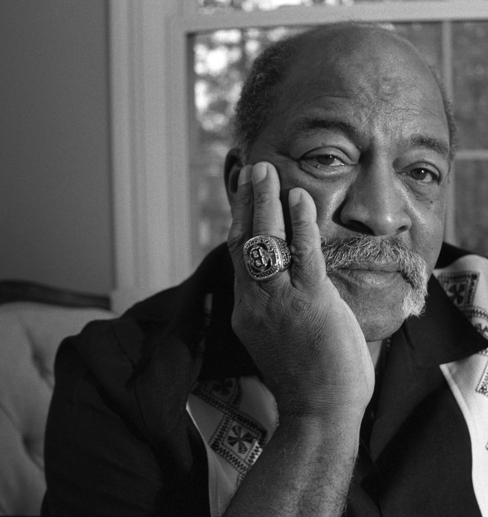 Luis Tiant played with Boston Red Sox