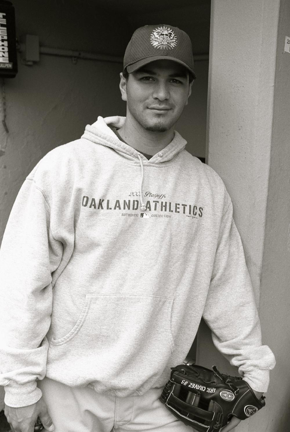 Eric Chavez, Oakland A's
