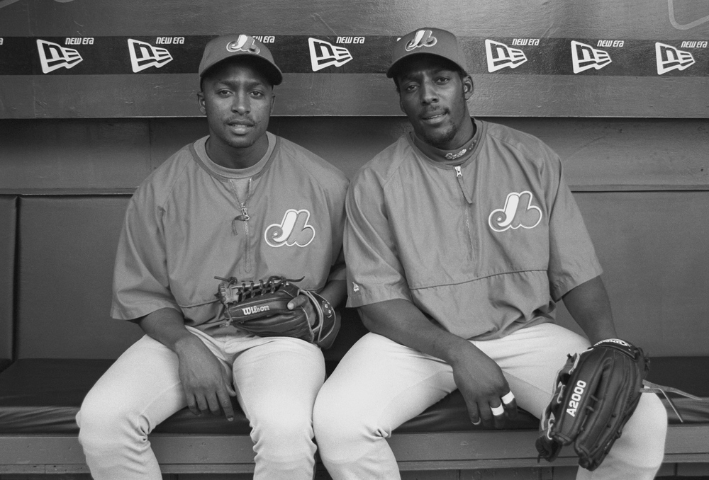 Wilton and Vladimir Guerrero, brothers