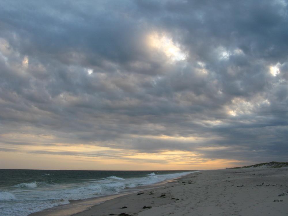 Sunset, Hamptons NY