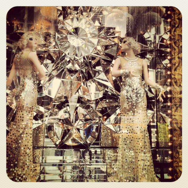 2012 Bergdorf Goodman Windows ©2012 Rita Rivera