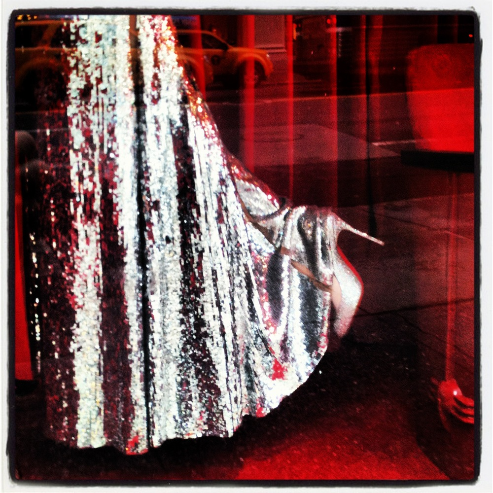 Bergdorf Goodman Window