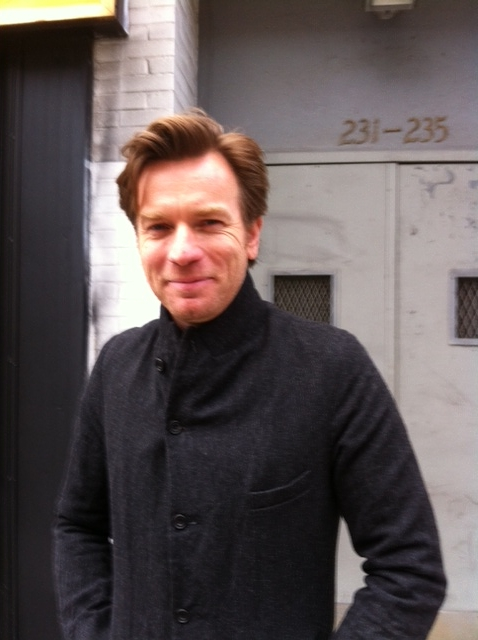 Ewan McGregor photo by ©2014 Rita Rivera