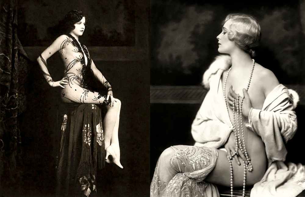 Images: Ziegfeld Follies   Broadway shows. 1920s