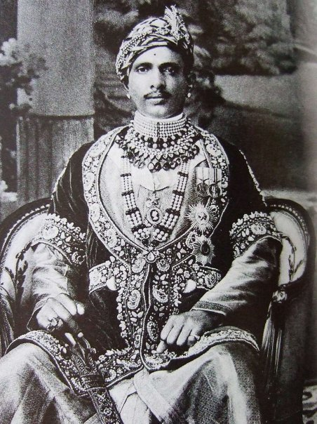 The Magnificent Maharajas Of India Reena Ahluwalia