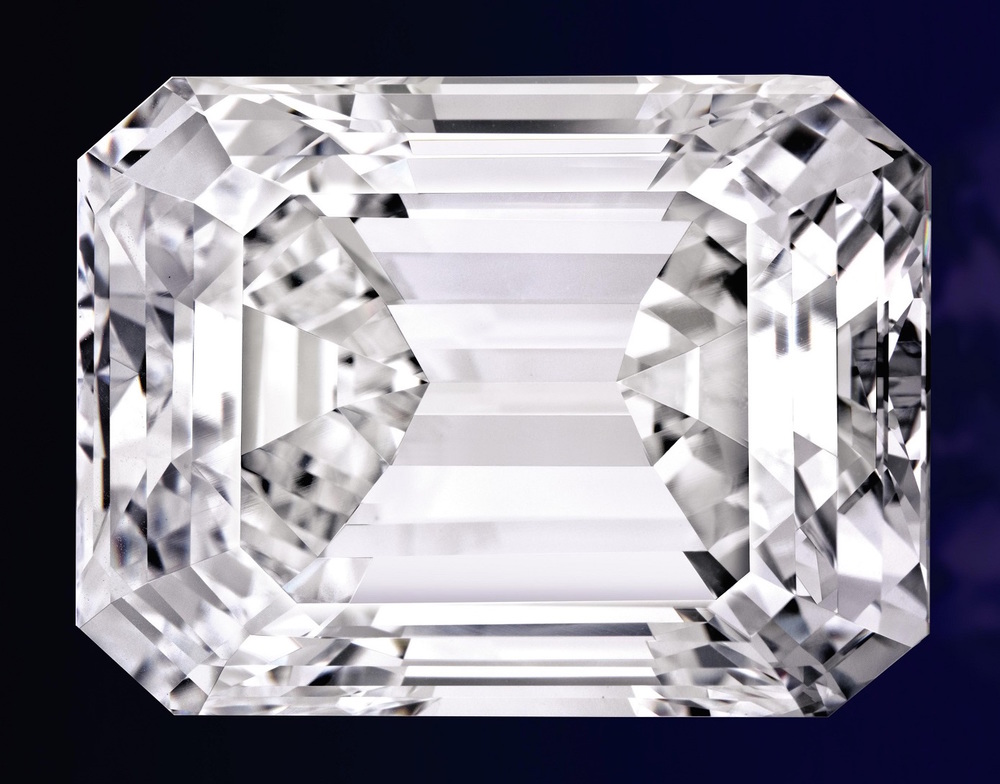 100.20-Carat, Type IIa, Internally Flawless 'Perfect Diamond' could fetch $25 Million in auction in New York in 2015. Photo courtesy: Sotheby's