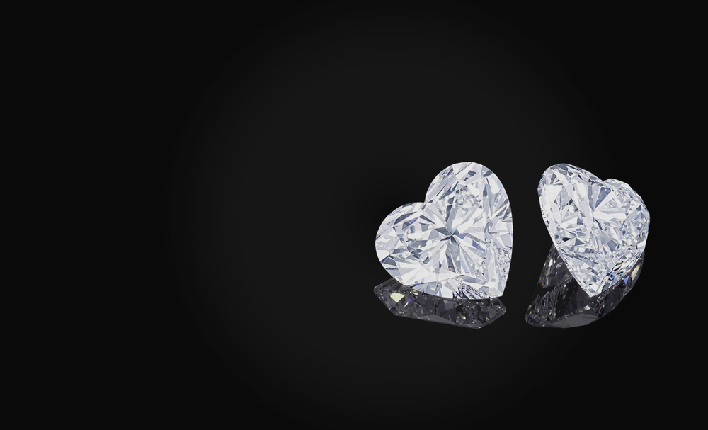 Famous Heart Shaped Diamonds Reena Ahluwalia