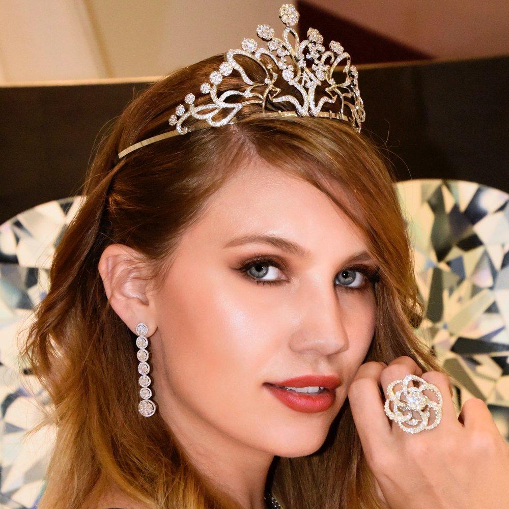 Coronet By Reena Ahluwalia_Inner Brilliance Spinning Diamonds Collection_Miss Switzerland Kerstin Cook2.jpg