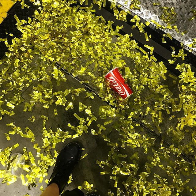 Winning. #flume #vincestaples #summer