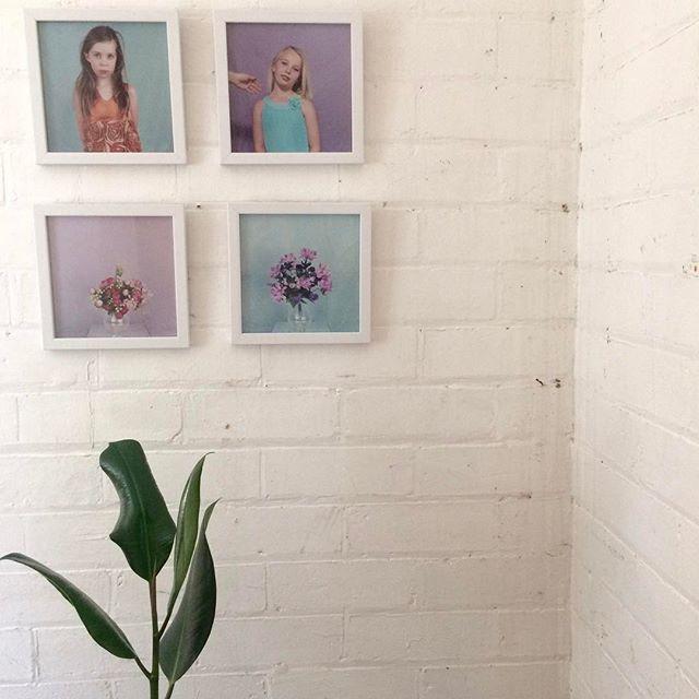 Hanging my own work in my house lyk whatever. #zerofucks #ihavesomanyspareprints #halp #lovethisseries #artschoolanu #anusoa