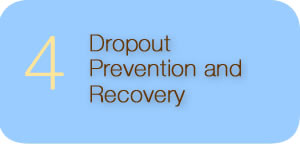 Dropout Prevention and Recovery   Return to Complete List of Platform Issues