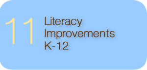 Literacy Improvement Return to Complete List of Platform Issues