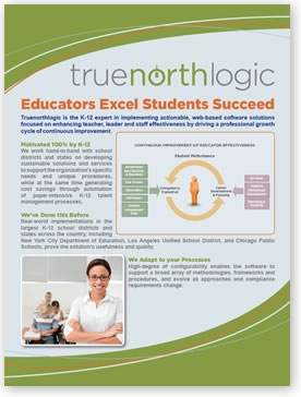 TrueNorthLogic overview. Download PDF file