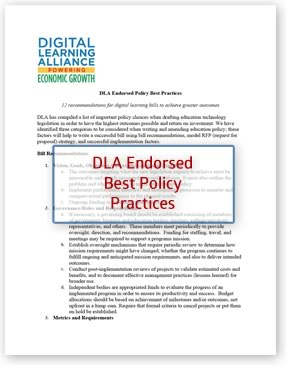 DLA Endorsed Best Policy Practices