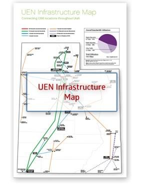 UEN Infrastructure Map
