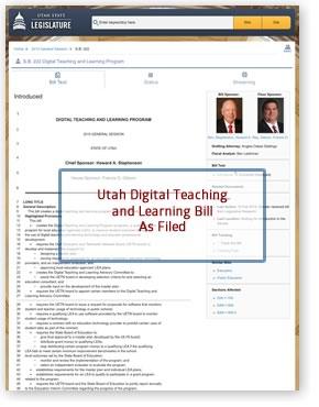 Utah SB 222 As Filed