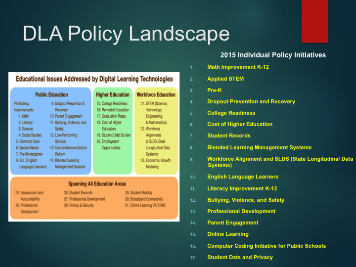 Copy of Copy of DLA Priority Policy Areas
