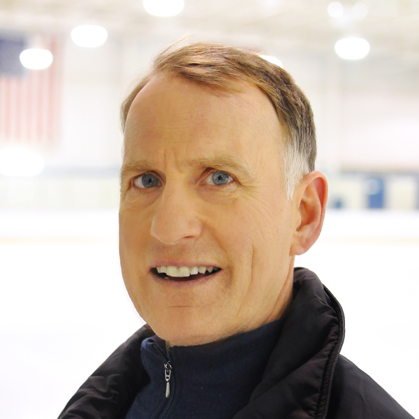 Phillipp D. Grout, Coach for the Exton Edge Figure Skating Club