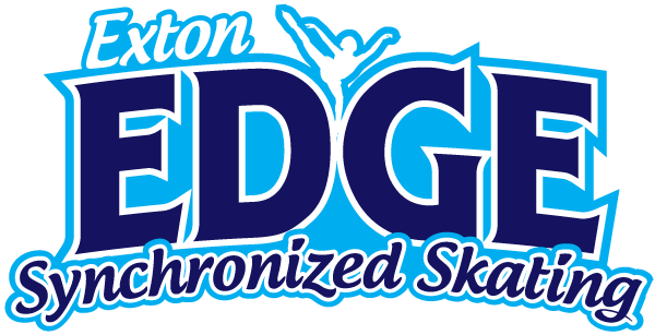 Exton Edge Figure SKating CLub Synchronized Skating logo