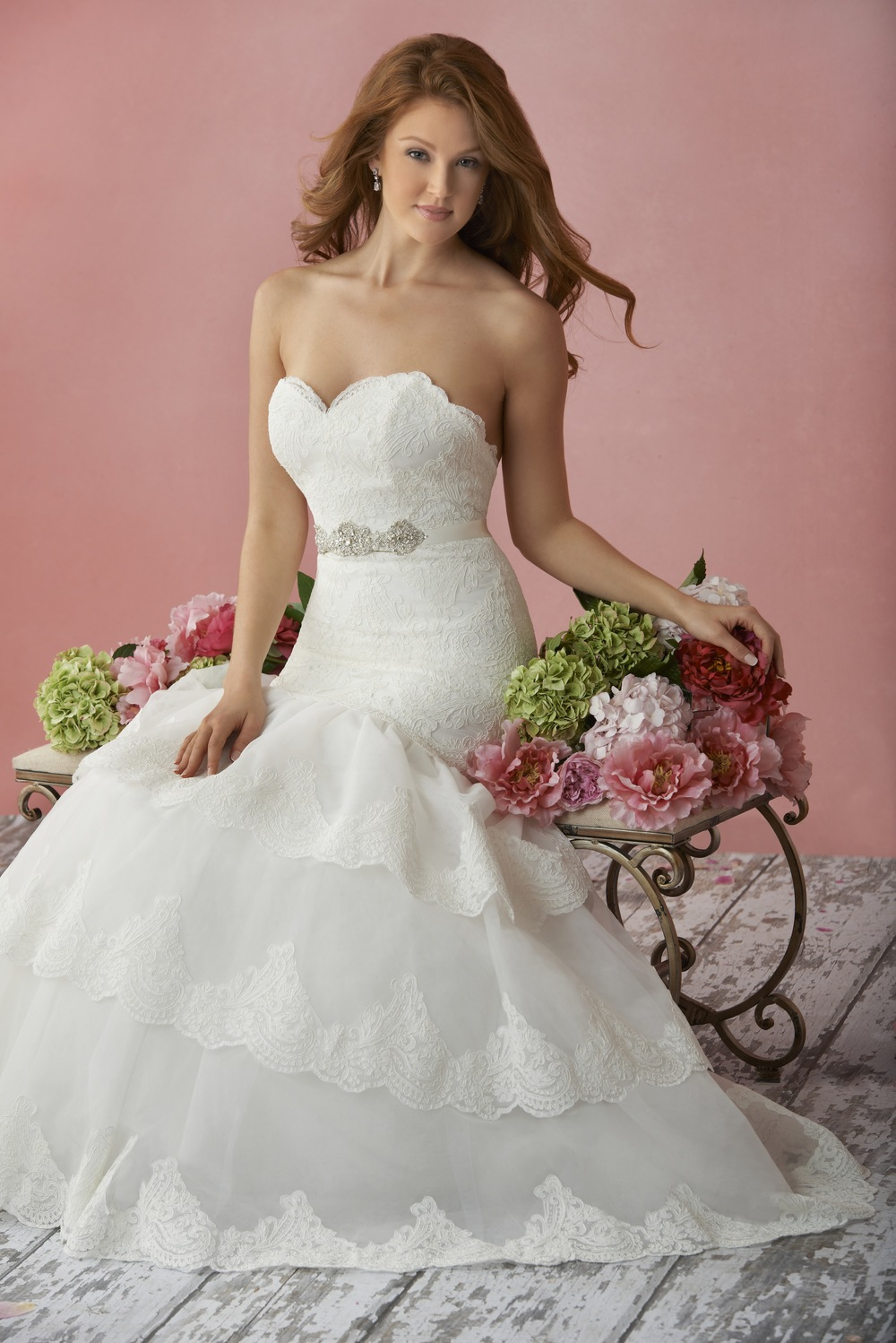 Love this gown? Make an appointment and fall in love all over again at our Victoria Nicole Spring 2014 Trunk Show at Ellie's Bridal Boutique, Feb 14-16