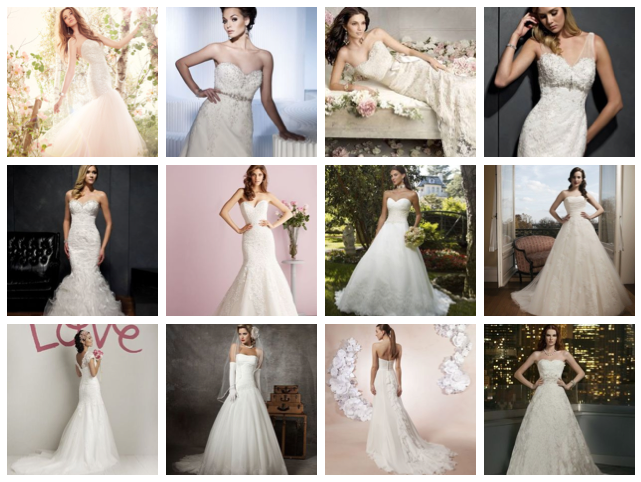 Ellie's Bridal Sample Sale – June 6-8, 2014