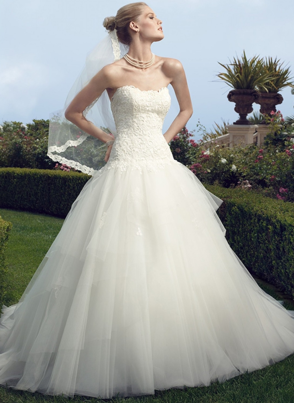 Casablanca Trunk Show – August 29-31, 2014 at Ellie's Bridal Boutique (Alexandria, VA)