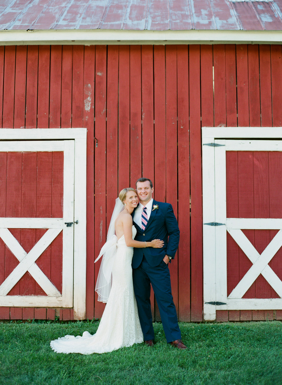 Stephanie + John on June 22, 2013 ♥ Lucy O Photo at the Inn at Westwood Farm (Orange, VA)
