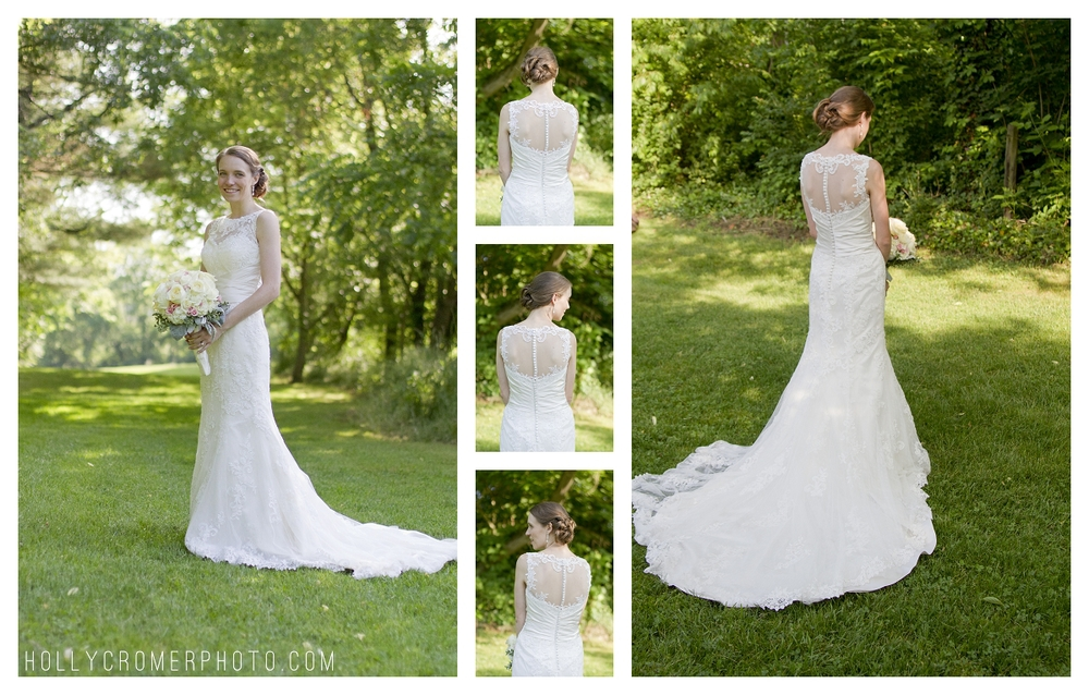Leah + Chris on May 31, 2014 ♥ Holly Cromer Photo at the Historic Smithfield Plantation (Blacksburg, VA)
