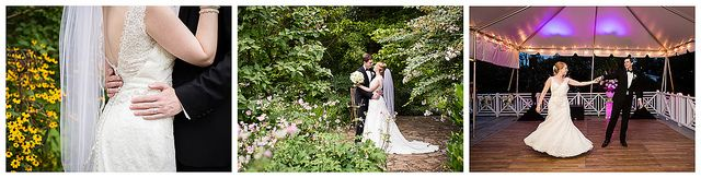 Stephanie + Arthur on August 18, 2013 ♥ Celestial Sights Photography at Clifton Inn (Charlottesville, VA)