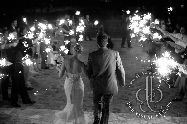 Julie + Merle on May 27, 2012 ♥ D&B Visual Events at Camp Lucy  (Austin, Texas)