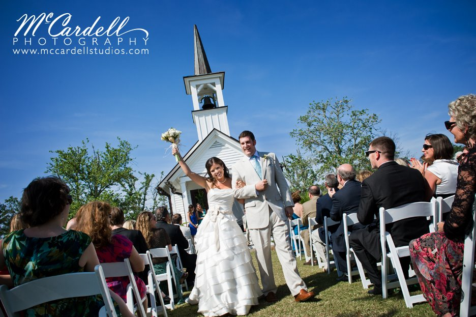 Rachel + Brad ♥ McCardell Photography at River Dunes (Oriental, NC)