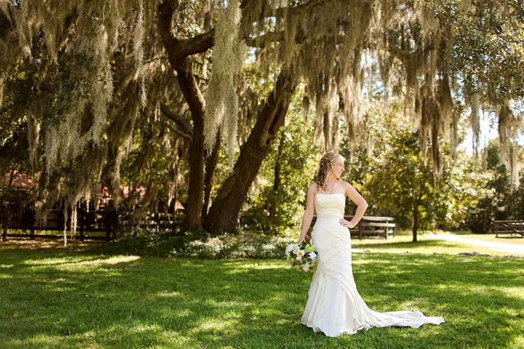 Brittani + Dustin on September 15, 2012 ♥ Katelyn James Photography at Boone Hall Plantation (Mount Pleasant, SC)