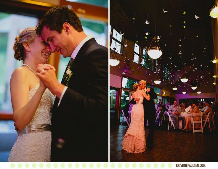 Megan + Jeremy on July 17, 2012 ♥ Kristine Paulsen Photography at the Missoula Country Club (Missoula, MT)