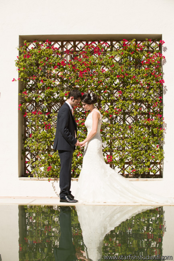 Lee + Raul on November 3, 2012 ♥ Starfish Studios at Coral Gables Museum (Miami, FL)
